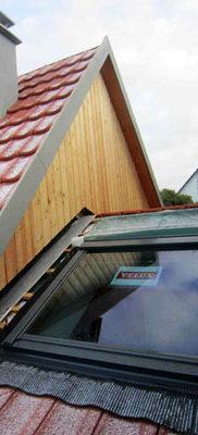 Fenêtre de toit isolante